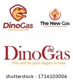red orange icon shield dinosaur ...   Shutterstock .eps vector #1716103006