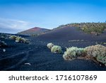Sunset Crater Seen From The...