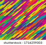 a simple background with multi... | Shutterstock .eps vector #1716259303