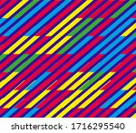 a simple background with multi... | Shutterstock .eps vector #1716295540