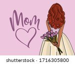 Mom  I Love You  Happy Mother S ...