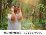 Little Boy Explorer And...