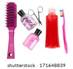 hygienic equipments  isolated... | Shutterstock . vector #171648839