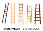 Wooden Stairs Or Step Ladders...