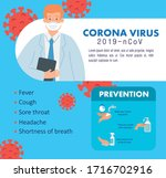 campaign of symptoms and...   Shutterstock .eps vector #1716702916