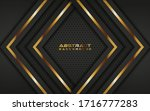 abstract black modern...   Shutterstock .eps vector #1716777283