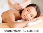 health  beauty  resort and... | Shutterstock . vector #171688718