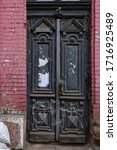 Entrance To Abandoned Historic...