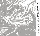 gray marble texture  vector... | Shutterstock .eps vector #1716957013