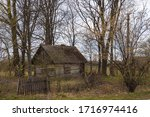 Abandoned Old Wooden House...