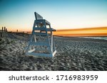 Sunrise At Beach Haven  Nj With ...