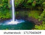 La Fortuna Waterfall In A...