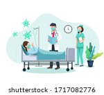 vector illustration treatment... | Shutterstock .eps vector #1717082776