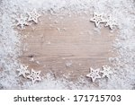 Wooden Background With...