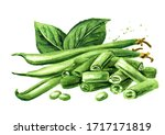 Fresh Green Beans  Whole And...
