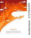 Travel Poster  Banner Template  ...