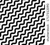 wave seamless pattern. waves... | Shutterstock .eps vector #1717312090