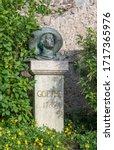 Sculpture Of Johann Wolfgang...