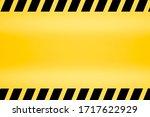 caution lines backgrounds worn... | Shutterstock . vector #1717622929