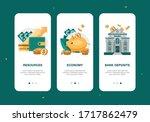 online banking illustrations....