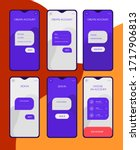trendy responsive mobile ui...