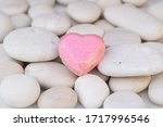 A Lonely Heart On White Stones...