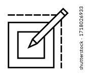 pen  pencil and square box...