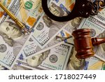 Justice And Law Concept Cash...