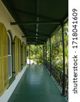 Small photo of Balcony of Ernest Hemingway's house