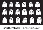 Little Cute Ghosts Collection....