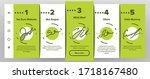 signature signing onboarding... | Shutterstock .eps vector #1718167480