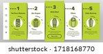 sleeping bag accessory... | Shutterstock .eps vector #1718168770