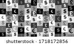 money seamless pattern....