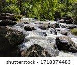 Horewala River At Aranayaka....