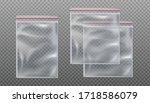 3d realistic vector zip... | Shutterstock .eps vector #1718586079