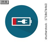 Battery Charge Icon  Vector...