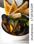 Mussels. Classic French Or...