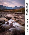 Rapids In The Drakensberg...