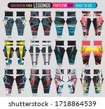 Leggings Pants For Gym Fashion...