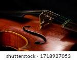 Pro Level Violin Shot Of The...