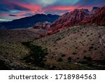 Red Rock Canyon State Park In...