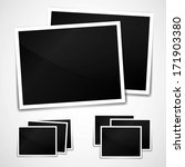 photo frame  | Shutterstock .eps vector #171903380