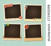 photo frame  | Shutterstock .eps vector #171903398