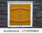 Decorative Wood Work Window...