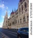 Hungarian Parliament Building...