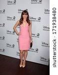 Small photo of LOS ANGELES - JAN 17: Christa B. Allen at the Disney-ABC Television Group 2014 Winter Press Tour Party Arrivals at The Langham Huntington on January 17, 2014 in Pasadena, CA