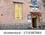 zmir turkey 08 06 2019  the... | Shutterstock . vector #1719387883