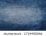 Jeans Backdrop Pattern With...