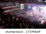 people on concert | Shutterstock . vector #17194669
