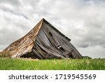 An Old Gray Shed Built From...